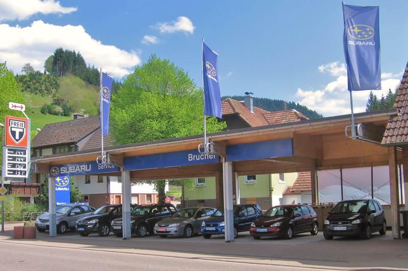 Ausstellung Subaru Brucher Oberharmersbach