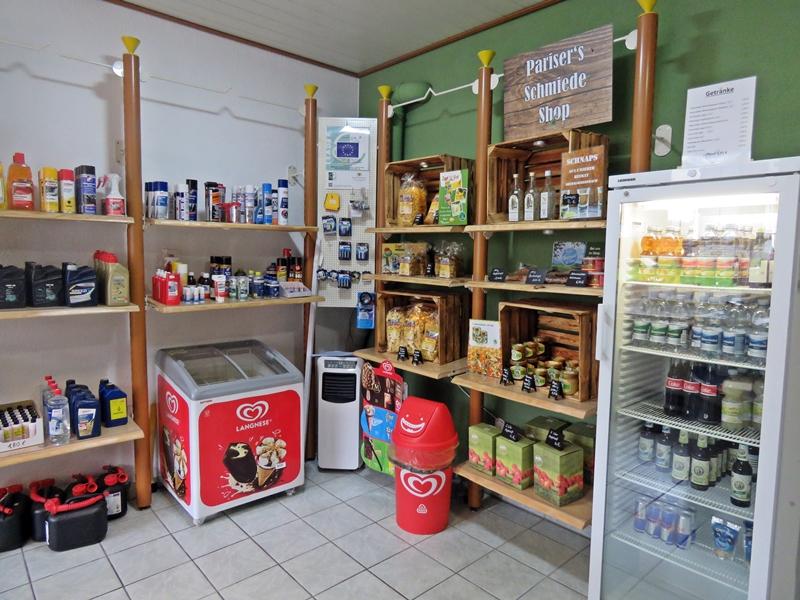 Regionale Produkte und KFZ-Zubehör im Shop